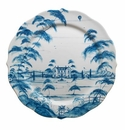 Juliska Country Estate Charger or Server Plate Main House Delft Blue