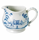Juliska Country Estate Creamer Delft Blue Main House