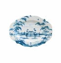 Juliska Country Estate Large Serving Platter Main House Delft Blue