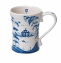 Juliska Country Estate Mug Sporting Delft Blue