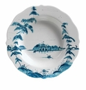 Juliska Country Estate Pasta/Soup Bowl Boathouse Delft Blue