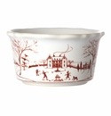 Juliska Country Estate Ramekin Ruby