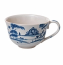 Juliska Country Estate Tea or Coffee Cup Garden Follies Delft Blue