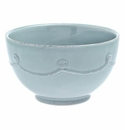 Juliska Dinnerware Berry and Thread Round Cereal Bowl - Blue