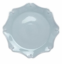 Juliska Dinnerware Berry and Thread Scallop Charger Plate - Blue