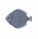 Juliska Fish Navy Blue Placemat