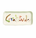 "Juliska Forest Walk 10.5"" Gift Tray Gratitude"