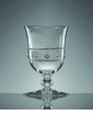 Juliska Glass Isabella Tulip Footed Water - Clear