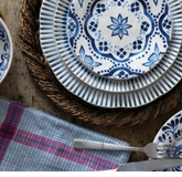 Juliska Wanderlust: Iberian Journey & Sitio Stripe Dinnerware