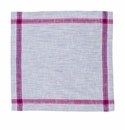 Juliska Khadi Plaid Multi Napkin