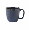 Juliska Puro Dappled Cobalt Cofftea Cup