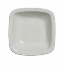 "Juliska Puro Whitewash 12.5"" Rounded Square Serving Bowl"