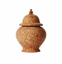 "Juliska Quinta 11"" Natural Cork Ginger Jar"