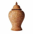 "Juliska Quinta 17.5"" Natural Cork Ginger Jar"