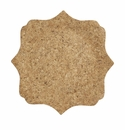 Juliska Quinta Natural Cork Charger