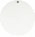 Juliska Round Medallion Millinery Placemat Whitewash