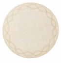 Juliska Tuileries Garden Placemat Natural