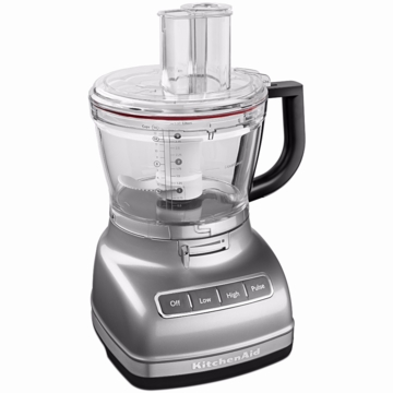 Kitchenaid 14 Cup Food Processor W Dicing Kit Contour Sliver