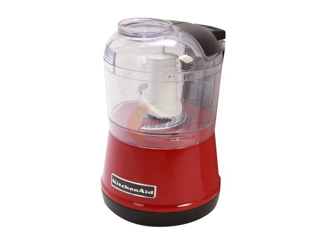 Kitchenaid 3 5 cup chef 39 s chopper empire red you save - Kitchenaid chefs chopper ...