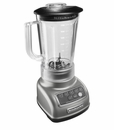 KitchenAid Blender 56 oz -Contour Silver