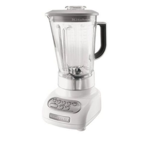 KitchenAid Blender 56 oz- White $99.99, You Save $30.00