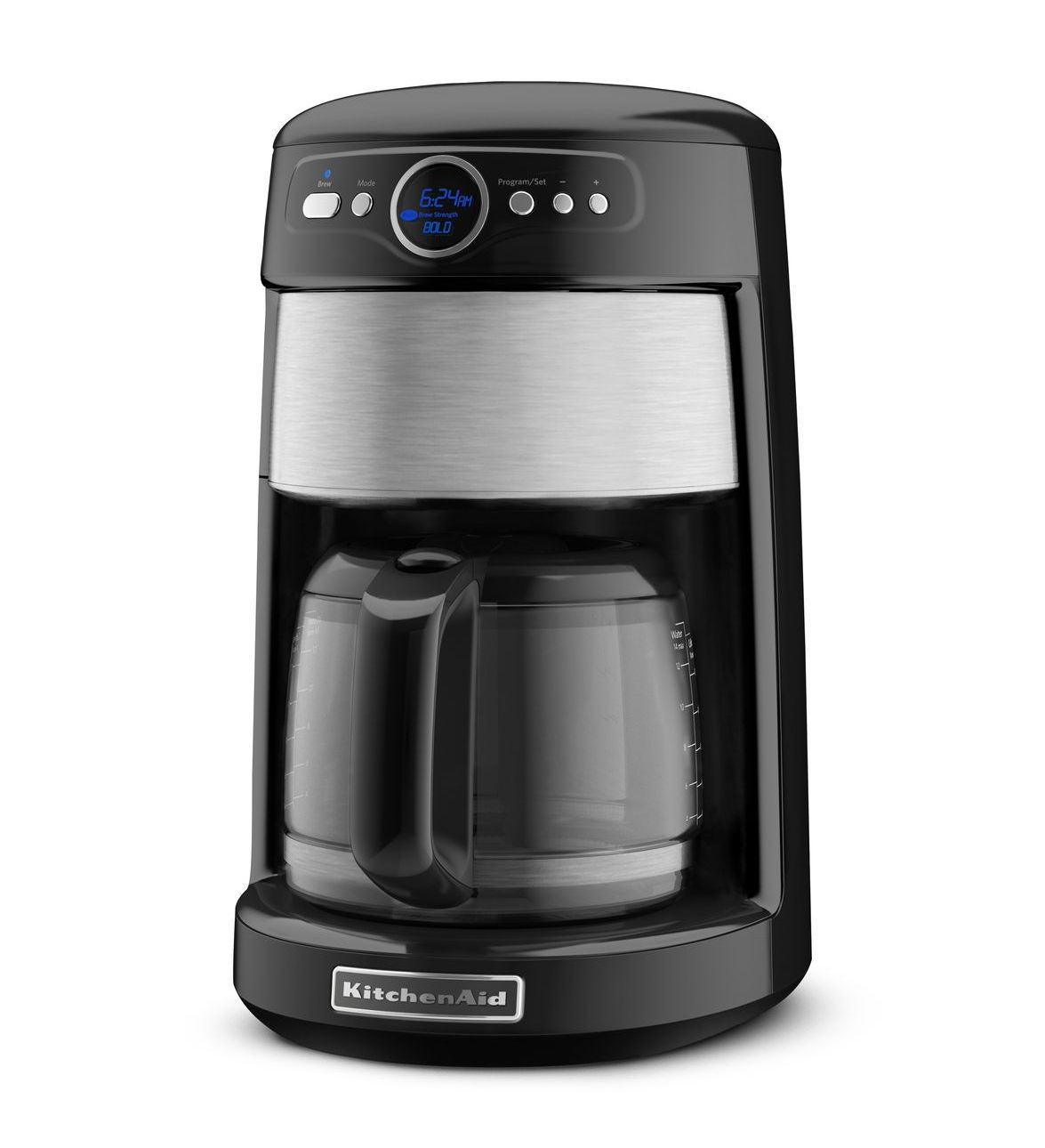 kitchenaid coffee maker 14 cup black - Kitchen Aid Coffee Maker