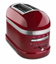 KitchenAid Pro Line 2-Slice Toaster - Candy Apple Red