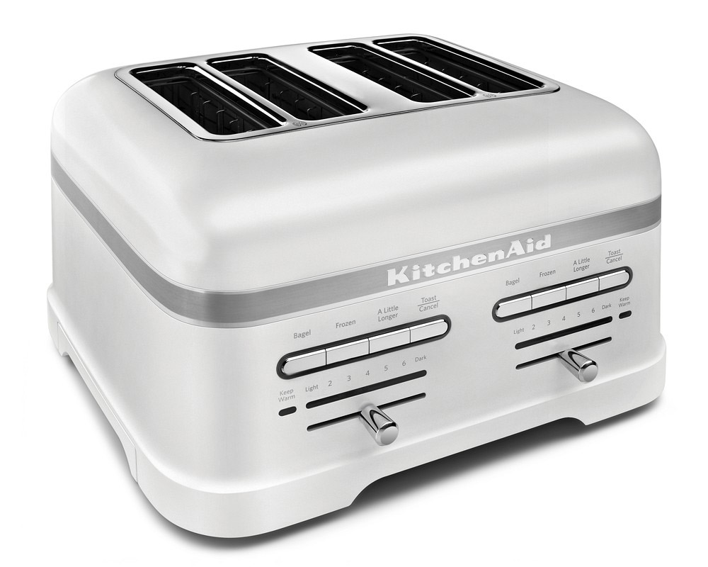 toasters toaster alumum amazon sale kitchenaid slice on