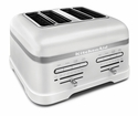 KitchenAid Pro Line 4-Slice Toaster - Frosted Pearl White