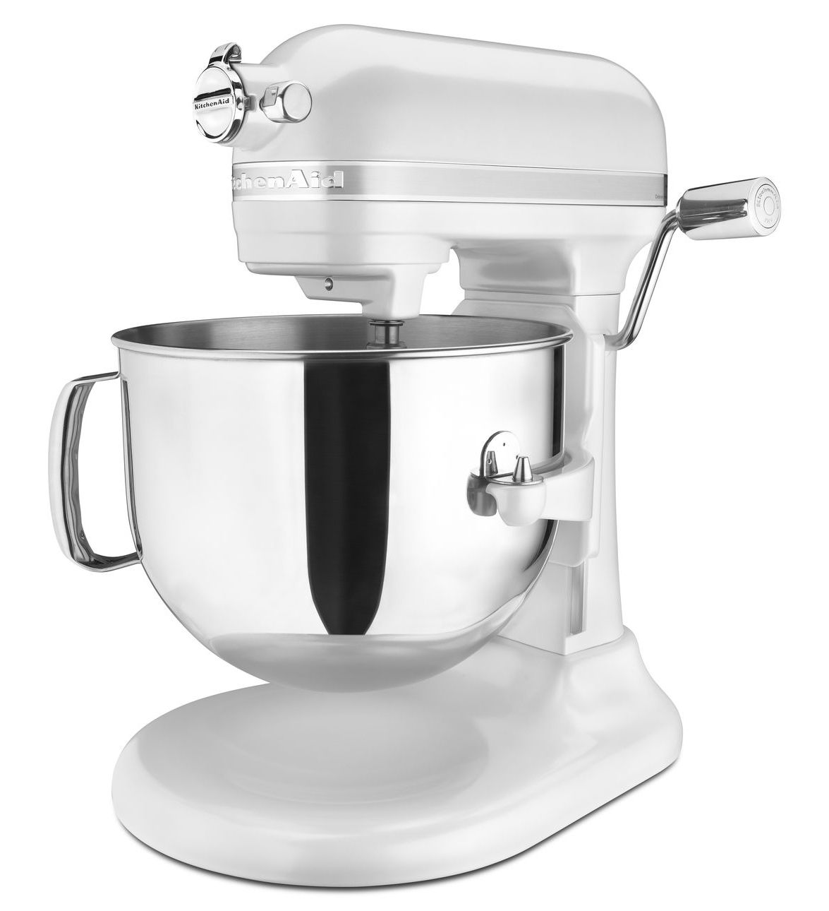 Kitchenaid pro line 7 qt stand mixer frosted pearl you save - Kitchenaid qt mixer review ...