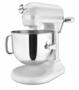 KitchenAid Pro Line� 7 Qt. Stand Mixer - Frosted Pearl