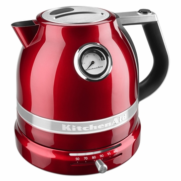 KitchenAid Pro Line Electric Kettle - Candy Apple Red