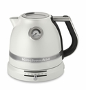 KitchenAid Pro Line Electric Kettle - Frosted Pearl White