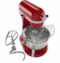 KitchenAid Professional Stand Mixer Empire Red