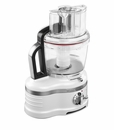KitchenAid ProLine 16 Cup Food Processor - Frosted Pearl White