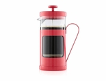 La Cafetiere Red French Press - 8 Cup