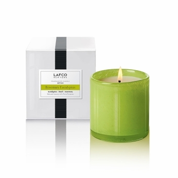Lafco 6.5oz Rosemary Eucalyptus Classic Candle - Office