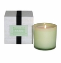 Lafco 15.5 oz Geranium Mint Signature Candle - Patio
