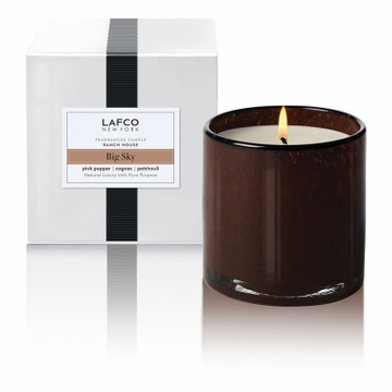 Lafco 15.5 oz Big Sky Signature Candle - Ranch House