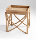 Lancer Tray Table by Cyan Design