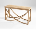 Lancet Arch Console Table by Cyan Design