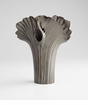 Large Bronze Alloy Palm Vase by Cyan Design