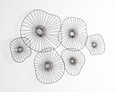 Large Clive Wire Wall Decor by Cyan Design