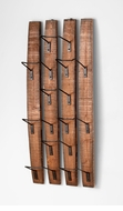 Large Fresno Wall Mounted Wine Rack by Cyan Design
