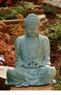 Large Garden Buddha by SPI Home