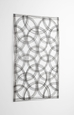 Large Kaleidoscope Iron Wall Decor by Cyan Design