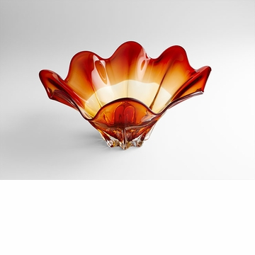Large Lily Bowl by Cyan Design