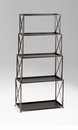 Large Surrey Bronzed Iron Etagere by Cyan Design