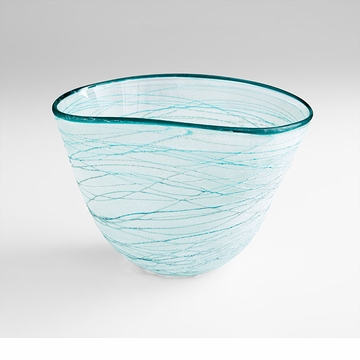 Large Swirly Bowl by Cyan Design