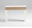 Lautner Wood Console Table by Cyan Design